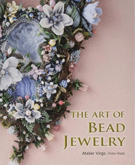 THE ART OF BEAD JEWELRY 書籍写真